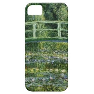 Funda Para iPhone SE/5/5s Claude Monet - puente japonés