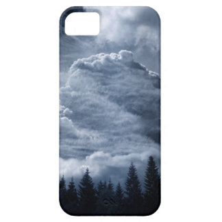 Funda Para iPhone SE/5/5s Clouds Temple
