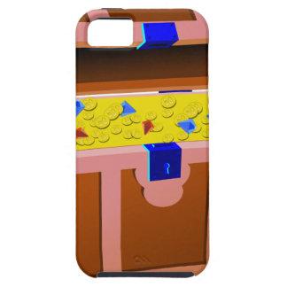 Funda Para iPhone SE/5/5s Cofre del tesoro