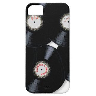 Funda Para iPhone SE/5/5s Colección del vinilo