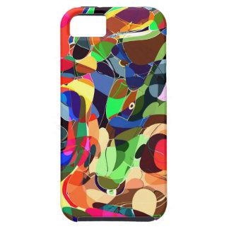 Funda Para iPhone SE/5/5s Colorea el mashup