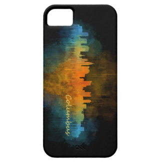 Funda Para iPhone SE/5/5s Columbus Ohio, City Skyline, v4