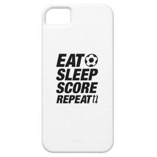 Funda Para iPhone SE/5/5s Coma la repetición de la cuenta del sueño