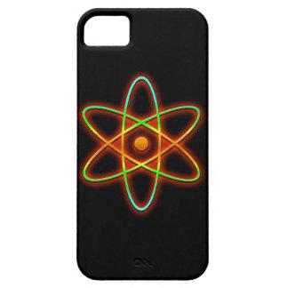 Funda Para iPhone SE/5/5s Concepto atómico