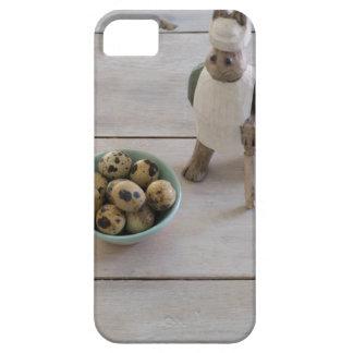 Funda Para iPhone SE/5/5s Conejito y huevos en un cuenco