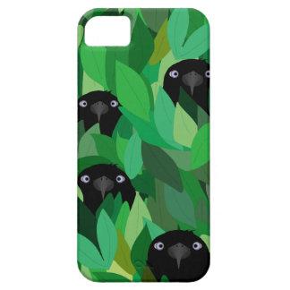 Funda Para iPhone SE/5/5s Consumición del SE del iPhone del cuervo + iPhone