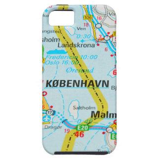 Funda Para iPhone SE/5/5s Copenhague, København en Dinamarca