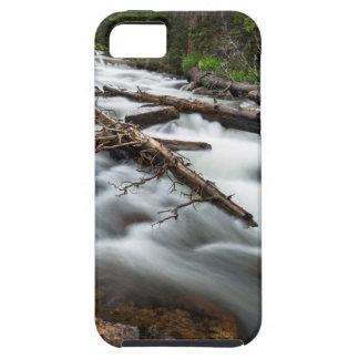 Funda Para iPhone SE/5/5s Corriente mágica de la montaña