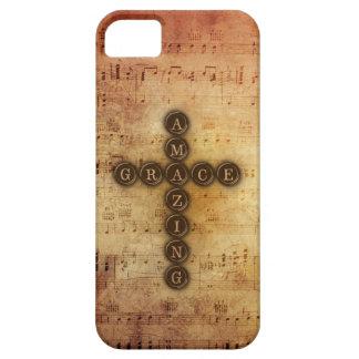 Funda Para iPhone SE/5/5s Cruz asombrosa de la tolerancia en Musical
