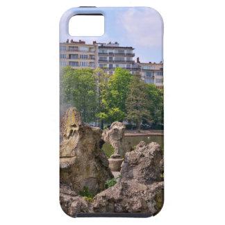 Funda Para iPhone SE/5/5s Cuadrado de Marie-Louise en Bruselas, Bélgica