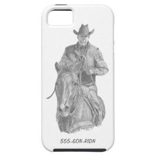 Funda Para iPhone SE/5/5s Cubierta del vaquero GON-RIDN (iPhone 5/5s)