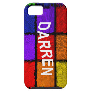 FUNDA PARA iPhone SE/5/5s DARREN