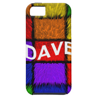 FUNDA PARA iPhone SE/5/5s DAVE