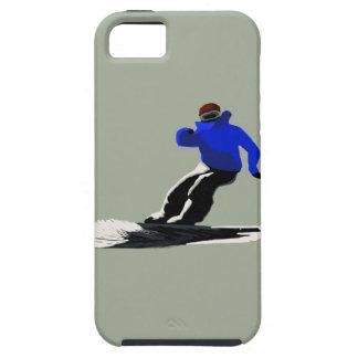 Funda Para iPhone SE/5/5s Deportes de invierno