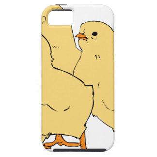 Funda Para iPhone SE/5/5s Dibujo animado de los polluelos