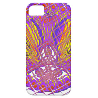 Funda Para iPhone SE/5/5s Diseño colorido asombroso del modelo del ciruelo