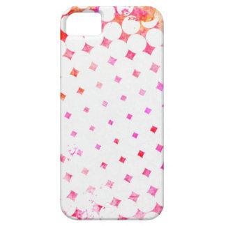 Funda Para iPhone SE/5/5s Diseño de ráfaga rosado del cómic