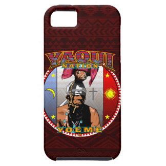 Funda Para iPhone SE/5/5s Diseño del bailarín de los ciervos de Yaqui Yoeme