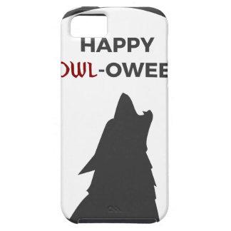 Funda Para iPhone SE/5/5s Diseño feliz de Halloween del hombre lobo del