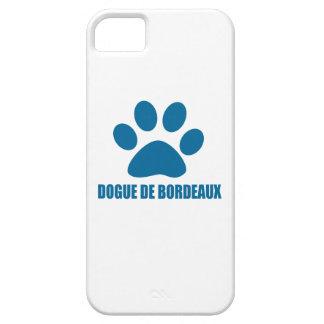 FUNDA PARA iPhone SE/5/5s DISEÑOS DE DOGUE DE BORDEAUX DOG
