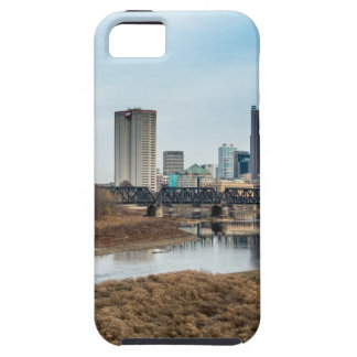 Funda Para iPhone SE/5/5s Distrito financiero central Columbus, Ohio