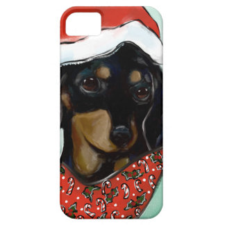 Funda Para iPhone SE/5/5s Doxie Santa