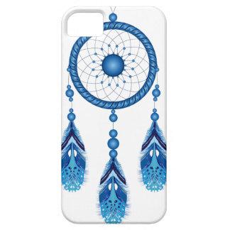 Funda Para iPhone SE/5/5s Dreamcatcher azul