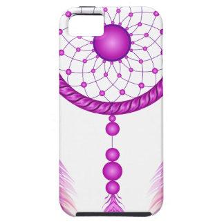 Funda Para iPhone SE/5/5s Dreamcatcher rosado