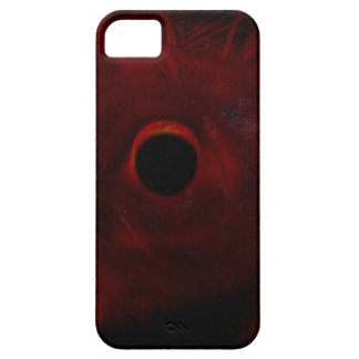 Funda Para iPhone SE/5/5s Eclipse abstracto