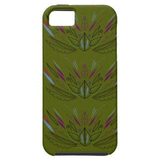 Funda Para iPhone SE/5/5s Edición del verde de aceitunas