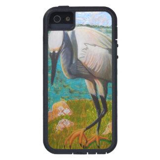 Funda Para iPhone SE/5/5s Egret listo para pegar el caso