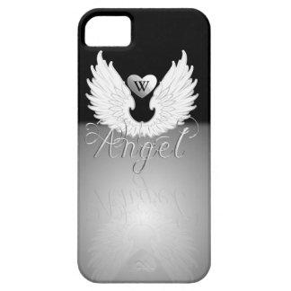 Funda Para iPhone SE/5/5s El ángel personalizado se va volando la caja del