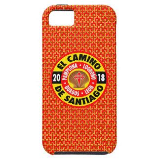 Funda Para iPhone SE/5/5s EL Camino de Santiago 2018