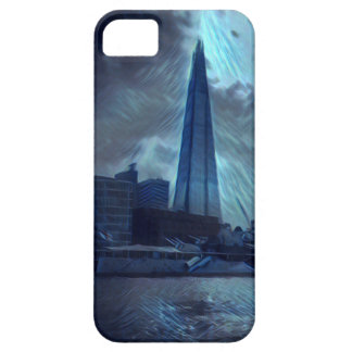 Funda Para iPhone SE/5/5s El casco Londres/eléctrico