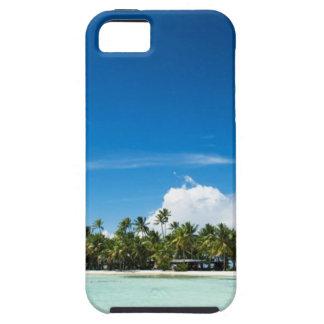 Funda Para iPhone SE/5/5s El caso del iPhone 5 de la isla