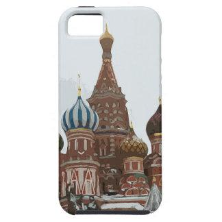 Funda Para iPhone SE/5/5s El cathedral_russo de la albahaca del santo
