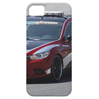 Funda Para iPhone SE/5/5s El competir con auto del coche de deportes