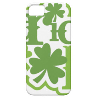 Funda Para iPhone SE/5/5s El día de St Patrick, diseño del irlandés de San