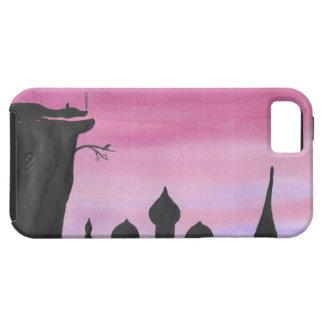 Funda Para iPhone SE/5/5s El dragón en el amanecer