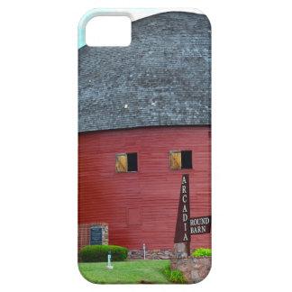 Funda Para iPhone SE/5/5s El granero redondo de la Arcadia