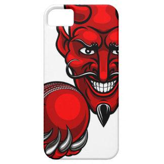 Funda Para iPhone SE/5/5s El grillo del diablo se divierte la mascota