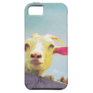 Funda Para iPhone SE/5/5s El más grande de todos cabra espigada rosada del