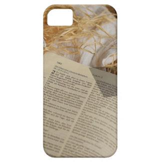 Funda Para iPhone SE/5/5s El regalo del navidad separó el evangelio