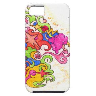 Funda Para iPhone SE/5/5s El unicornio Fart