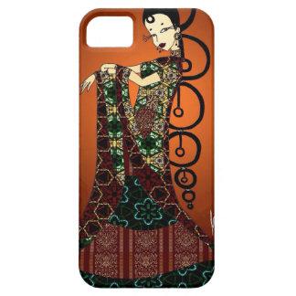Funda Para iPhone SE/5/5s Emperatriz de la joya