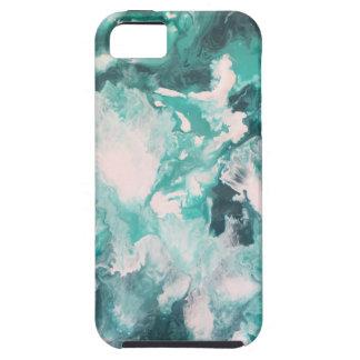 Funda Para iPhone SE/5/5s En el verde
