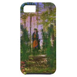 Funda Para iPhone SE/5/5s En las maderas
