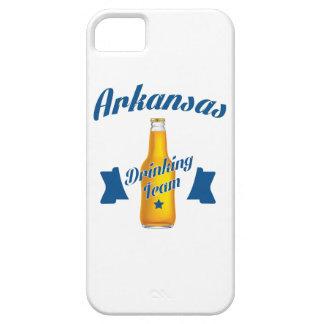 Funda Para iPhone SE/5/5s Equipo de consumición de Arkansas