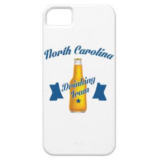 Funda Para iPhone SE/5/5s Equipo de consumición de Carolina del Norte