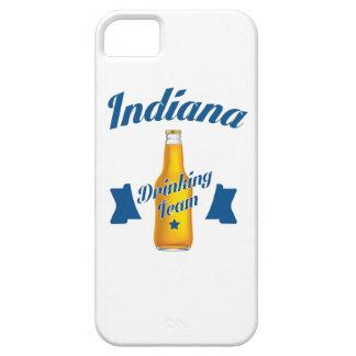 Funda Para iPhone SE/5/5s Equipo de consumición de Indiana